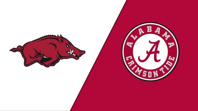 Arkansas vs. Alabama