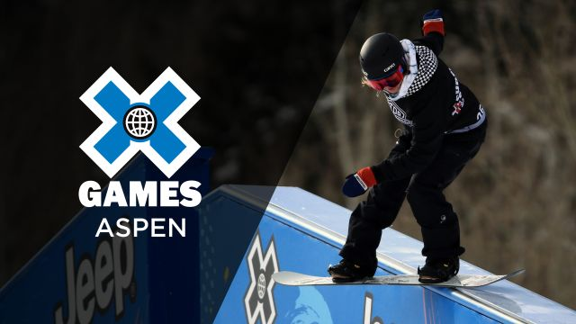 World of X Games: Best of X Games Aspen 2019