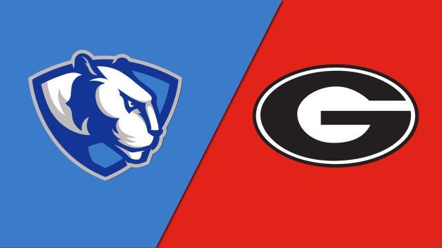 Eastern Illinois vs. #15 Georgia (Softball)