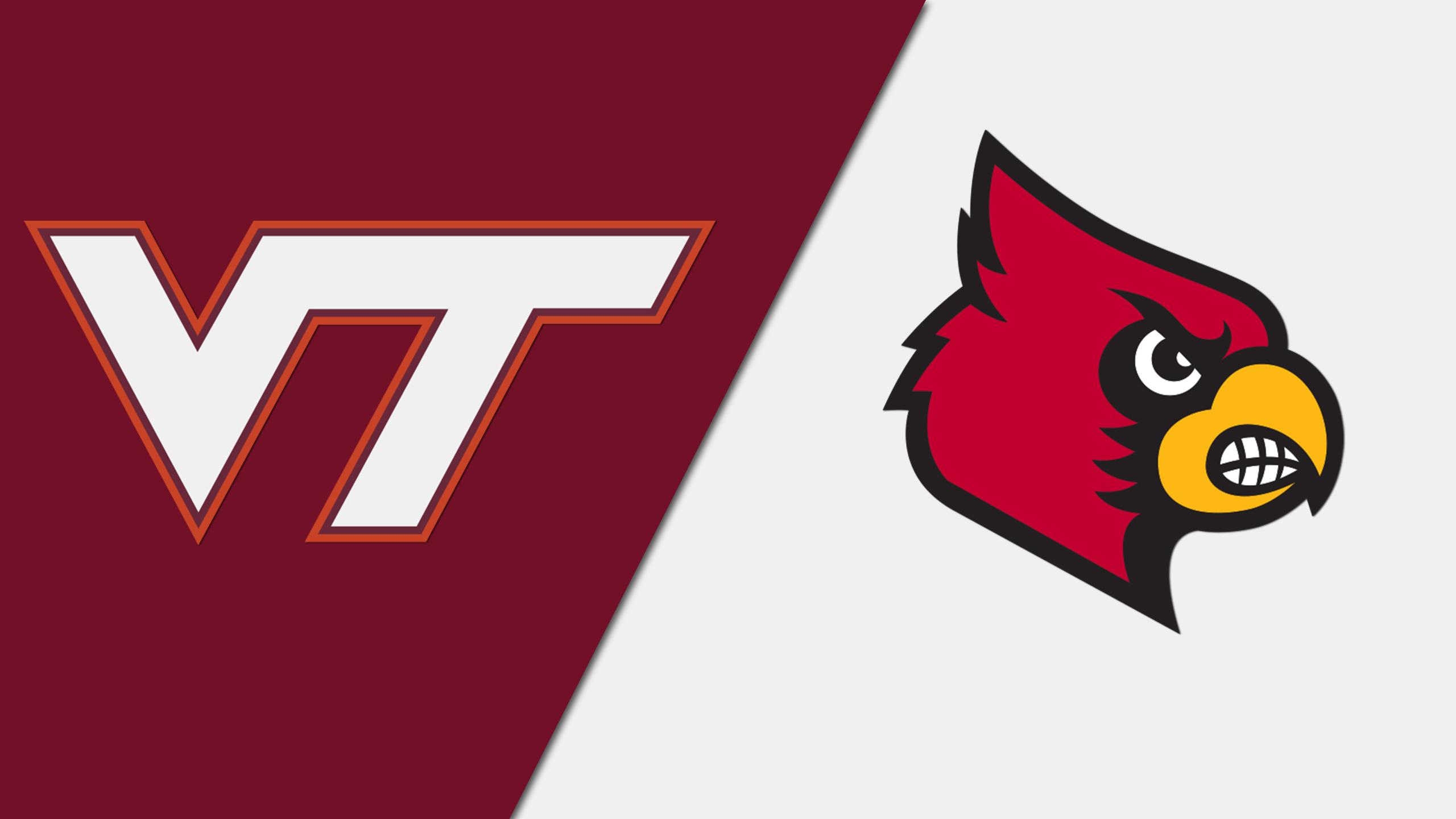 Virginia Tech vs. #22 Louisville (W Volleyball)