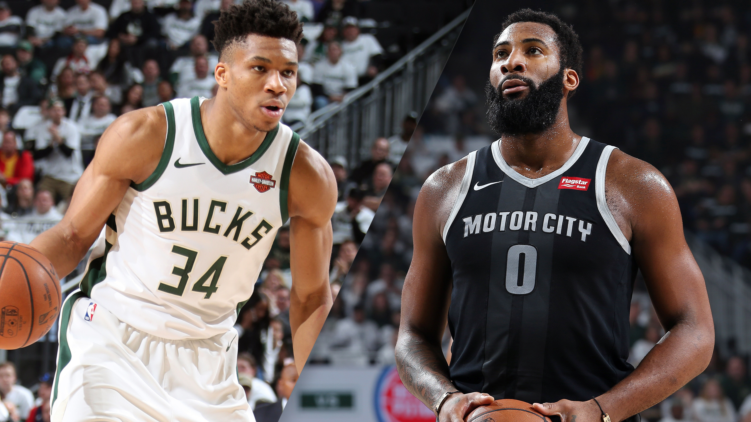 Milwaukee Bucks vs. Detroit Pistons (First Round, Game 3) (re-air)