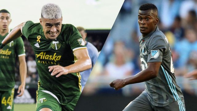 Sun, 9/22 - Portland Timbers vs. Minnesota United FC (MLS)