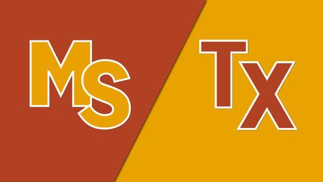 Thu, 8/1 - Starkville, MS vs. Houston, TX (Southwest Regional Game #3)