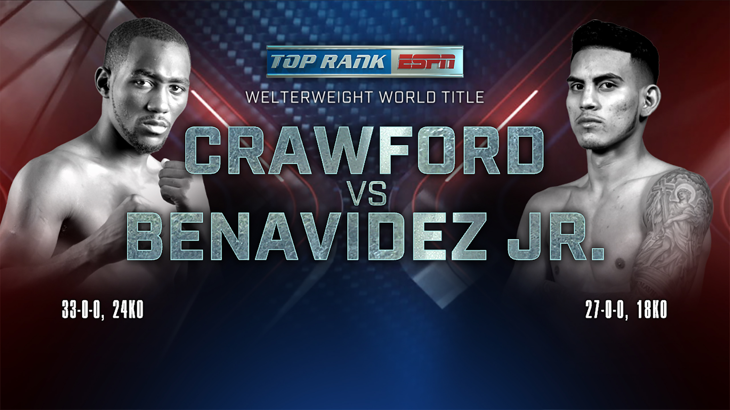 In Spanish - Terence Crawford vs. Jose Benavidez Jr. (re-air)