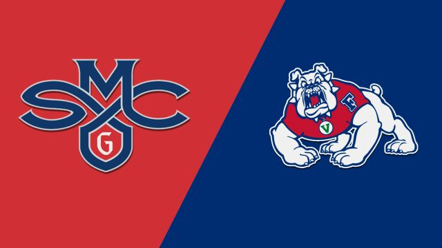 Wed, 11/20 - Saint Mary's vs. Fresno State (M Basketball)