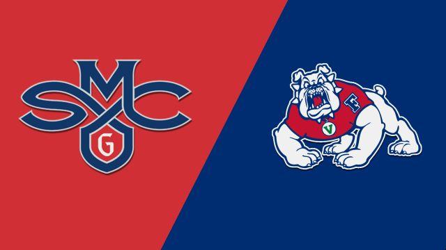 Saint Mary's vs. Fresno State (M Basketball)