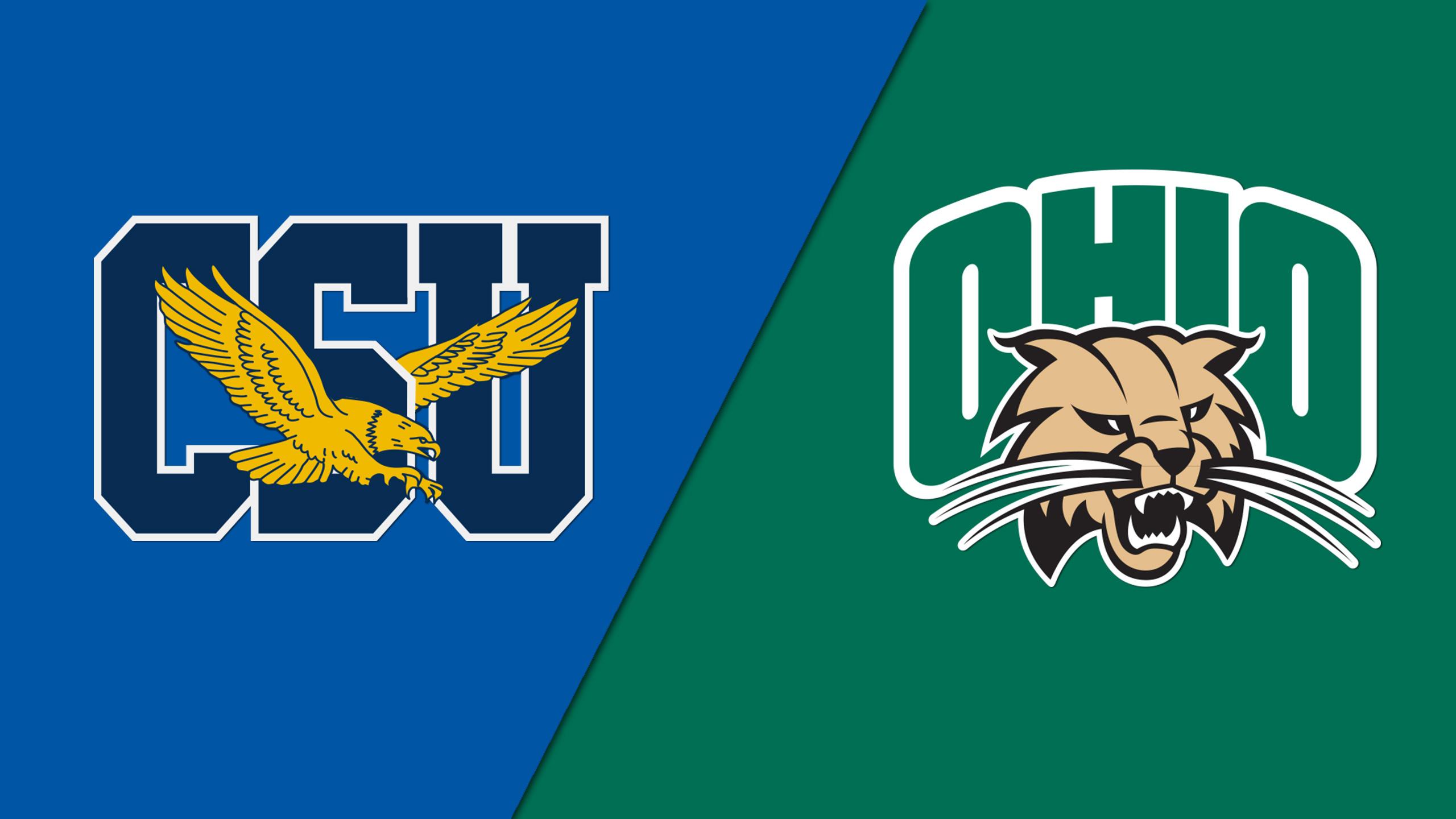 Coppin State vs. Ohio (W Basketball)