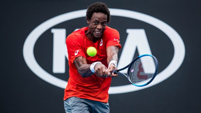 (10) Monfils vs. Lu (Men's First Round)