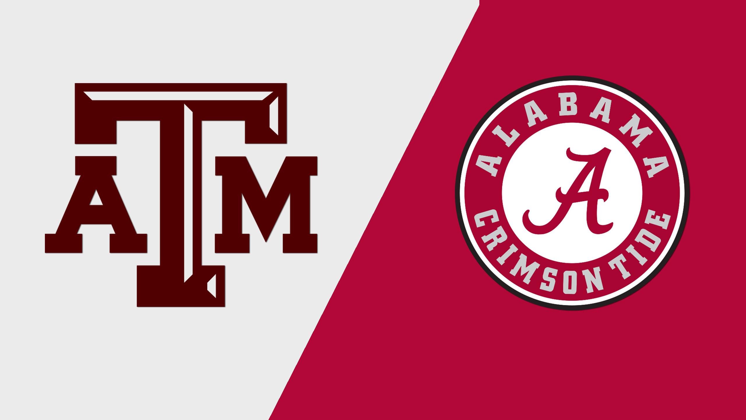 #5 Texas A&M vs. Alabama (W Soccer) (re-air)