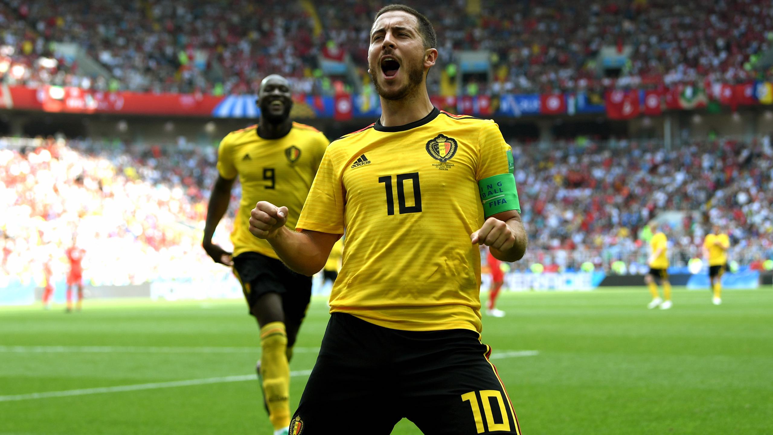 Belgium vs. Russia (UEFA European Qualfiers)