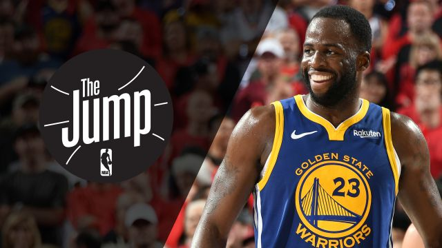 Wed, 8/14 - NBA: The Jump