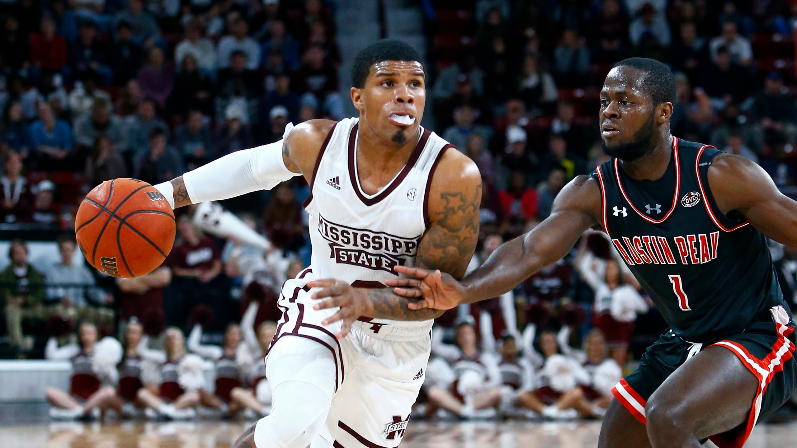 Cincinnati vs. #18 Mississippi State (M Basketball)