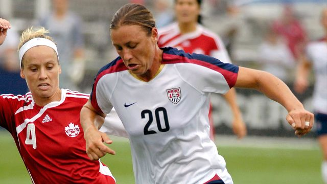 2009: Canada vs. USA