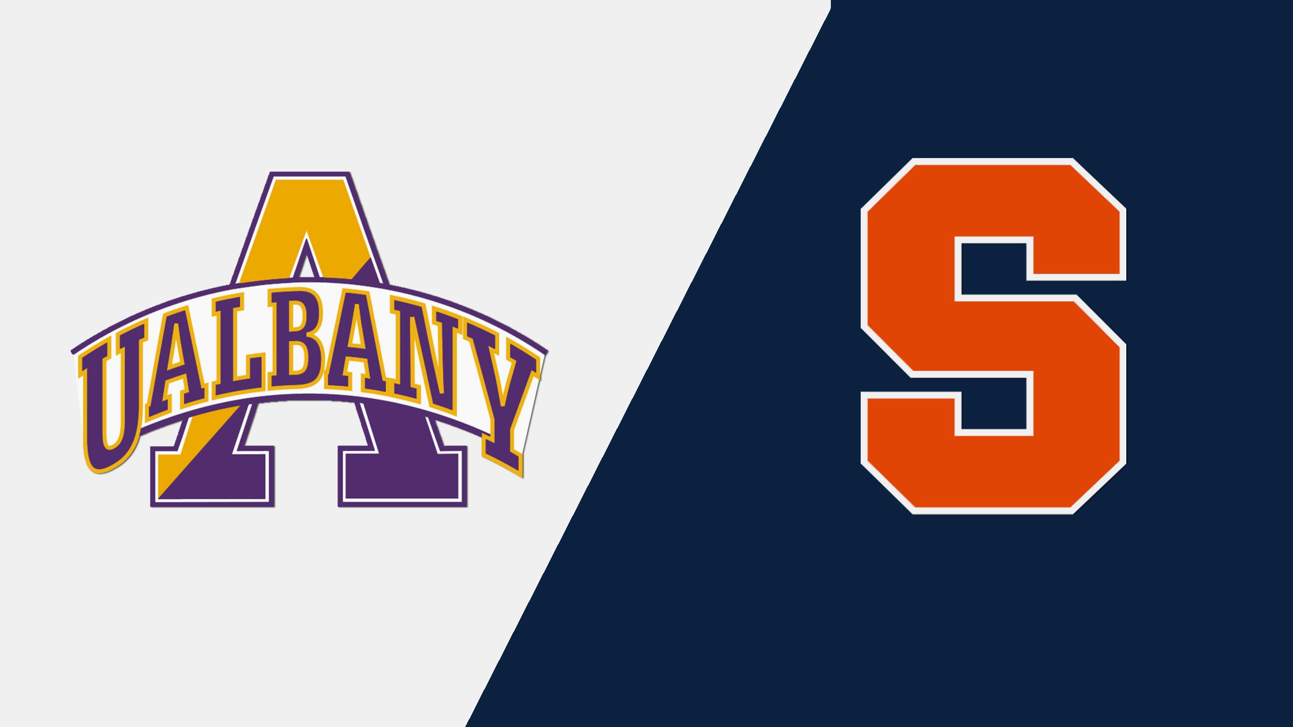 #15 Albany vs. #20 Syracuse (M Lacrosse)