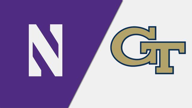 Northwestern vs. Georgia Tech (Baseball)