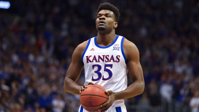 Mon, 2/17 - Iowa State vs. #3 Kansas (M Basketball)