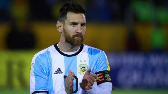 Destino Rússia - Argentina e Nigéria