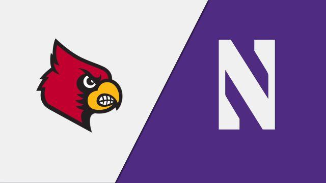 Louisville vs. #16 Northwestern (Site 2/Game 7) (NCAA Softball Regionals)