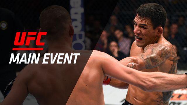 UFC Main Event: Dos Anjos vs. Diaz