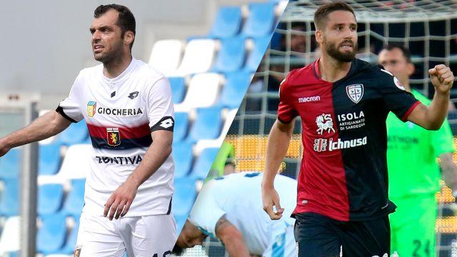 Genoa vs. Cagliari (Serie A)