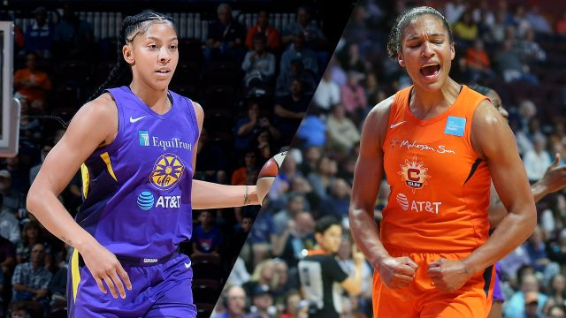 Thu, 9/19 - Los Angeles Sparks vs. Connecticut Sun (Semifinals, Game 2)