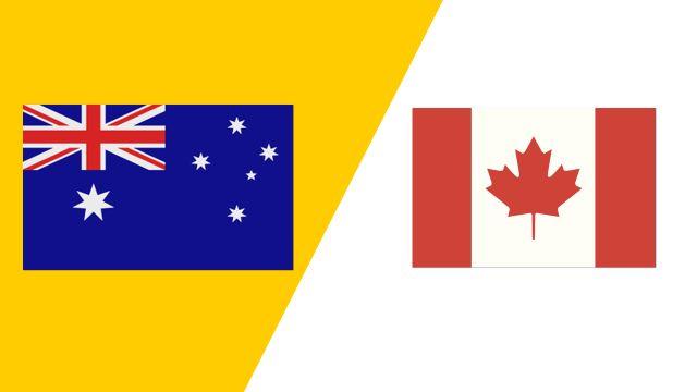Australia vs. Canada
