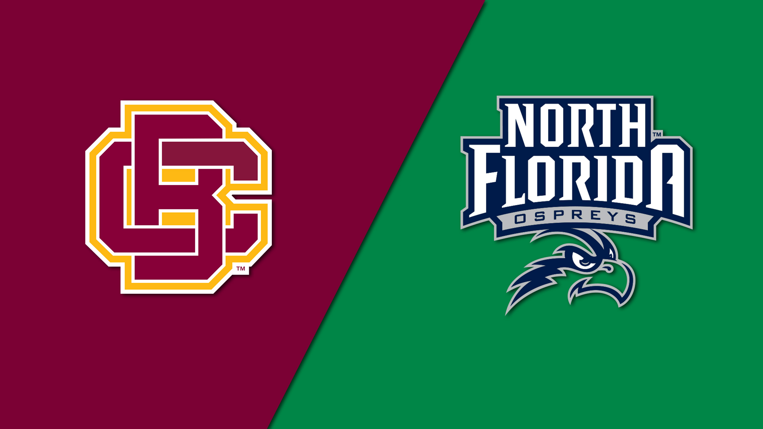 Bethune-Cookman vs. North Florida (W Volleyball)