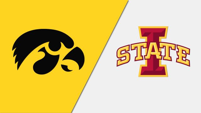 Iowa vs. Iowa State (M Basketball)