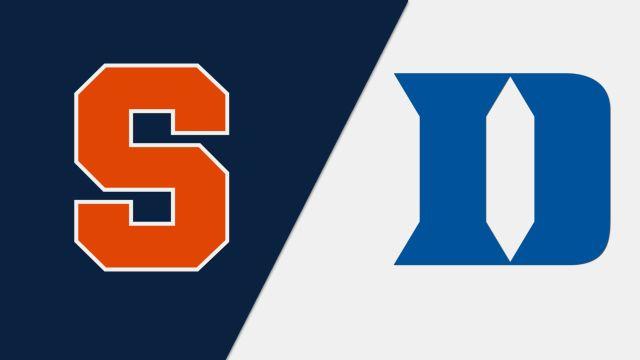 Syracuse vs. Duke (Quarterfinals) (ACC Field Hockey Championship)