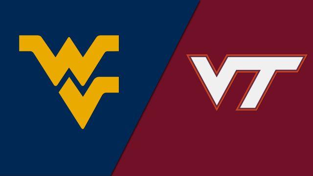 West Virginia vs. Virginia Tech (Wrestling)