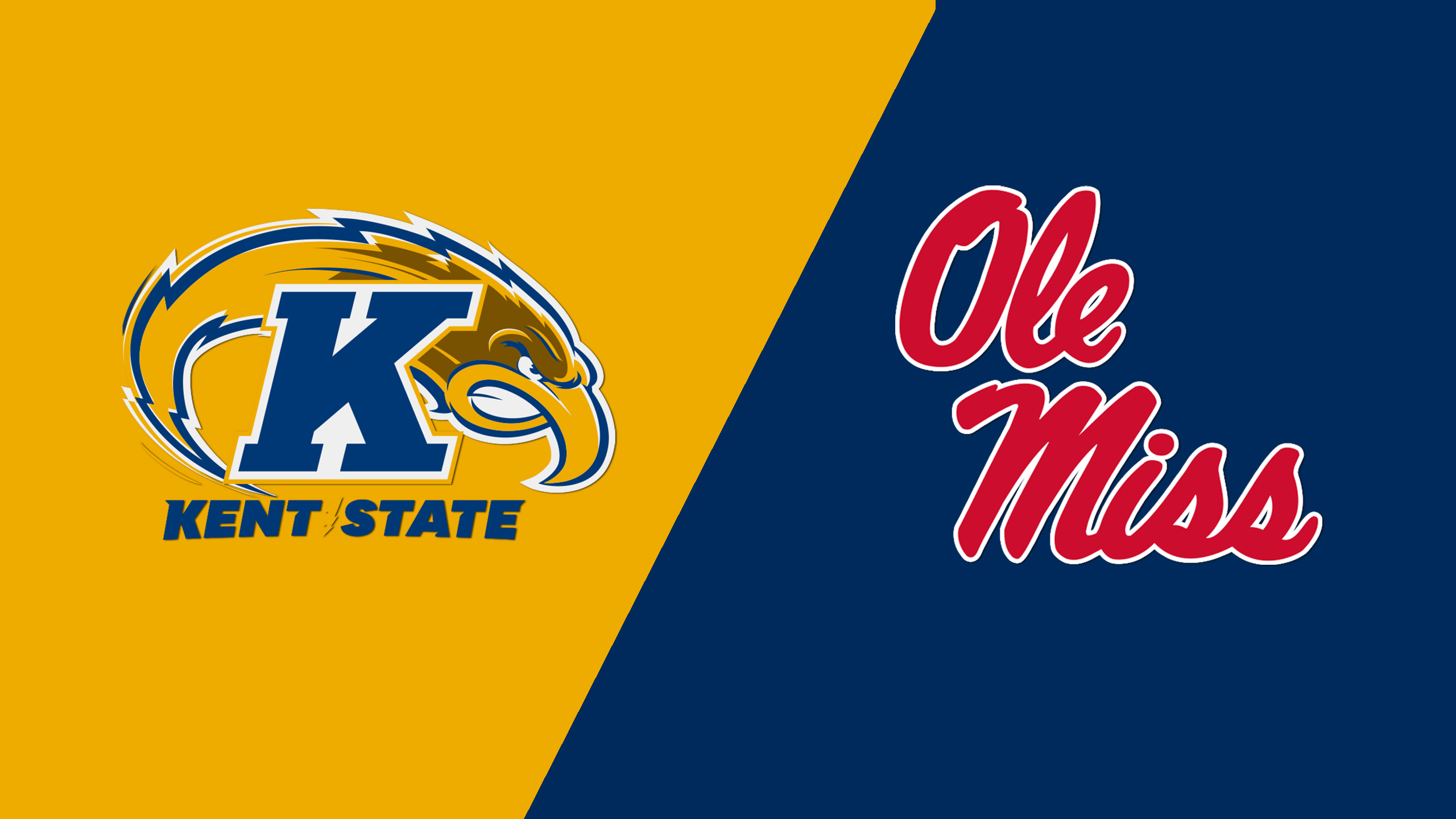 Kent State vs. Ole Miss (Football) (re-air)