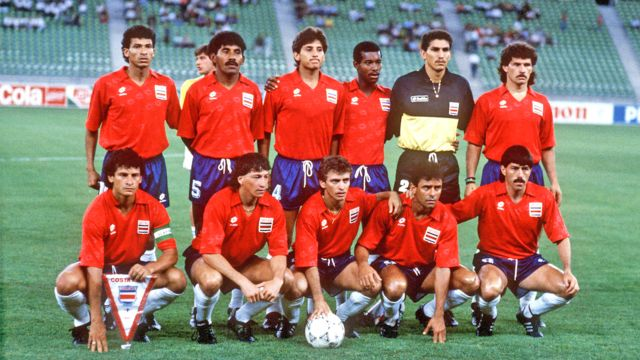 Destino Confidencial - Costa Rica na Copa do Mundo de 1990