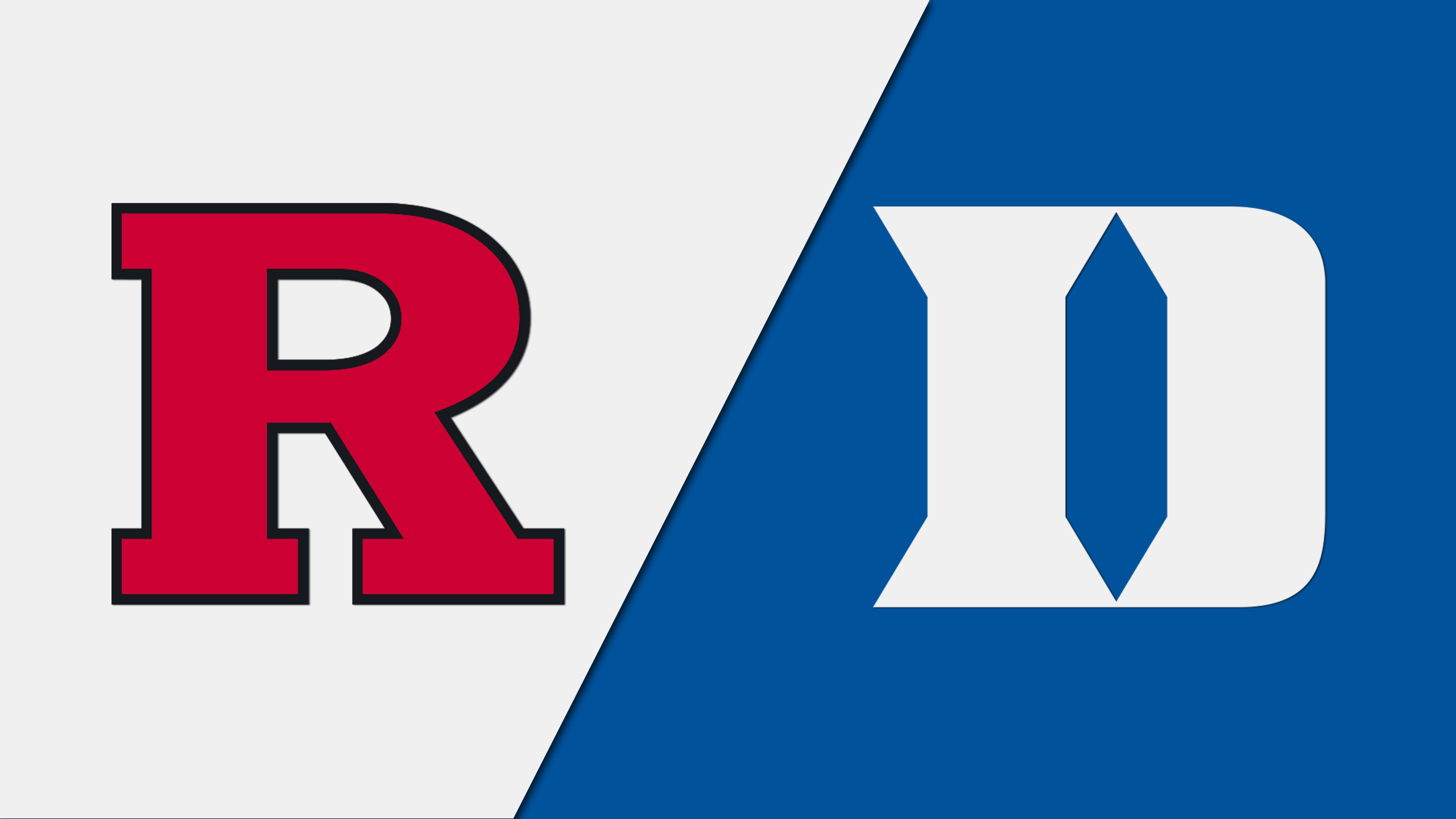Rutgers vs. #4 Duke (First Round) (NCAA Division I Women's Soccer Championship)