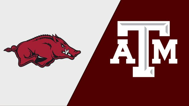 #4 Arkansas vs. #19 Texas A&M (Baseball)