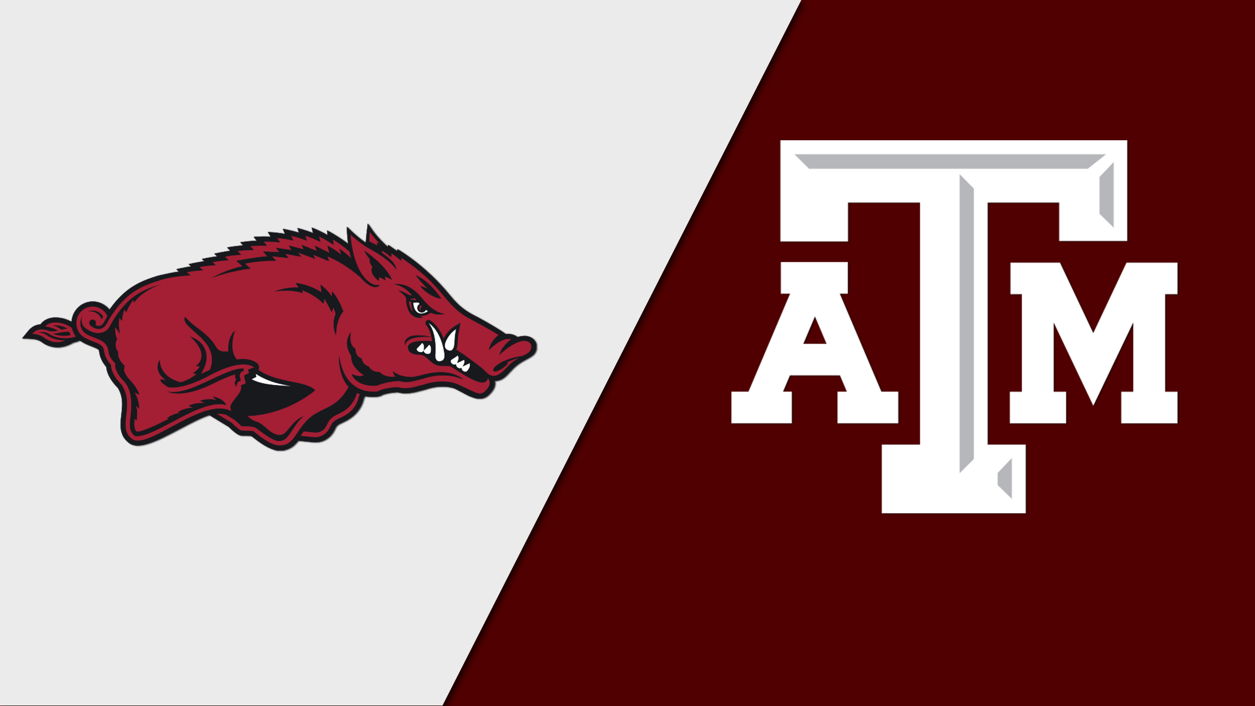 Arkansas vs. Texas A&M (re-air)