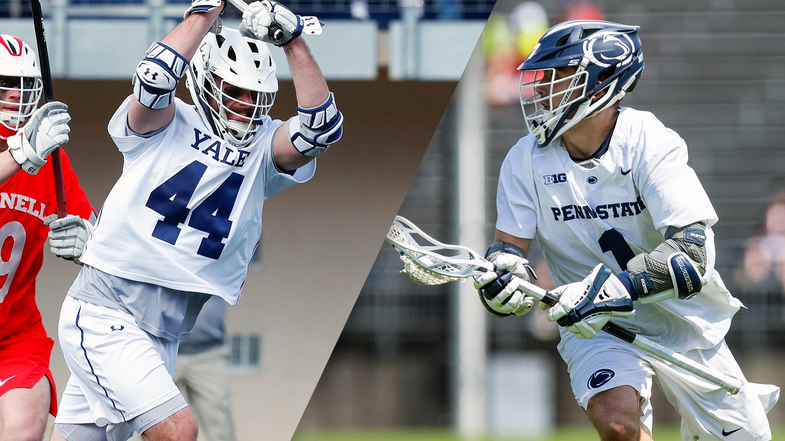 #5 Yale vs. #1 Penn State (Semifinal #2) (re-air)