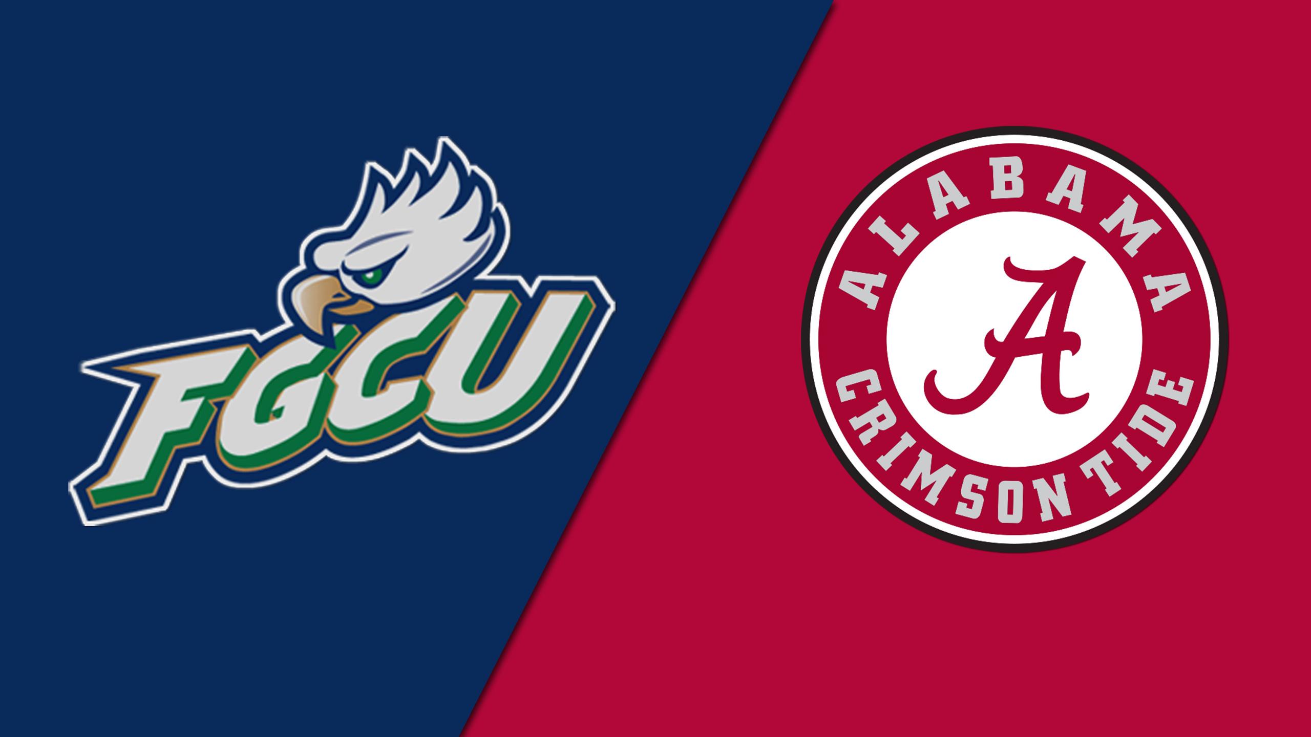 Florida Gulf Coast vs. Alabama (W Soccer)