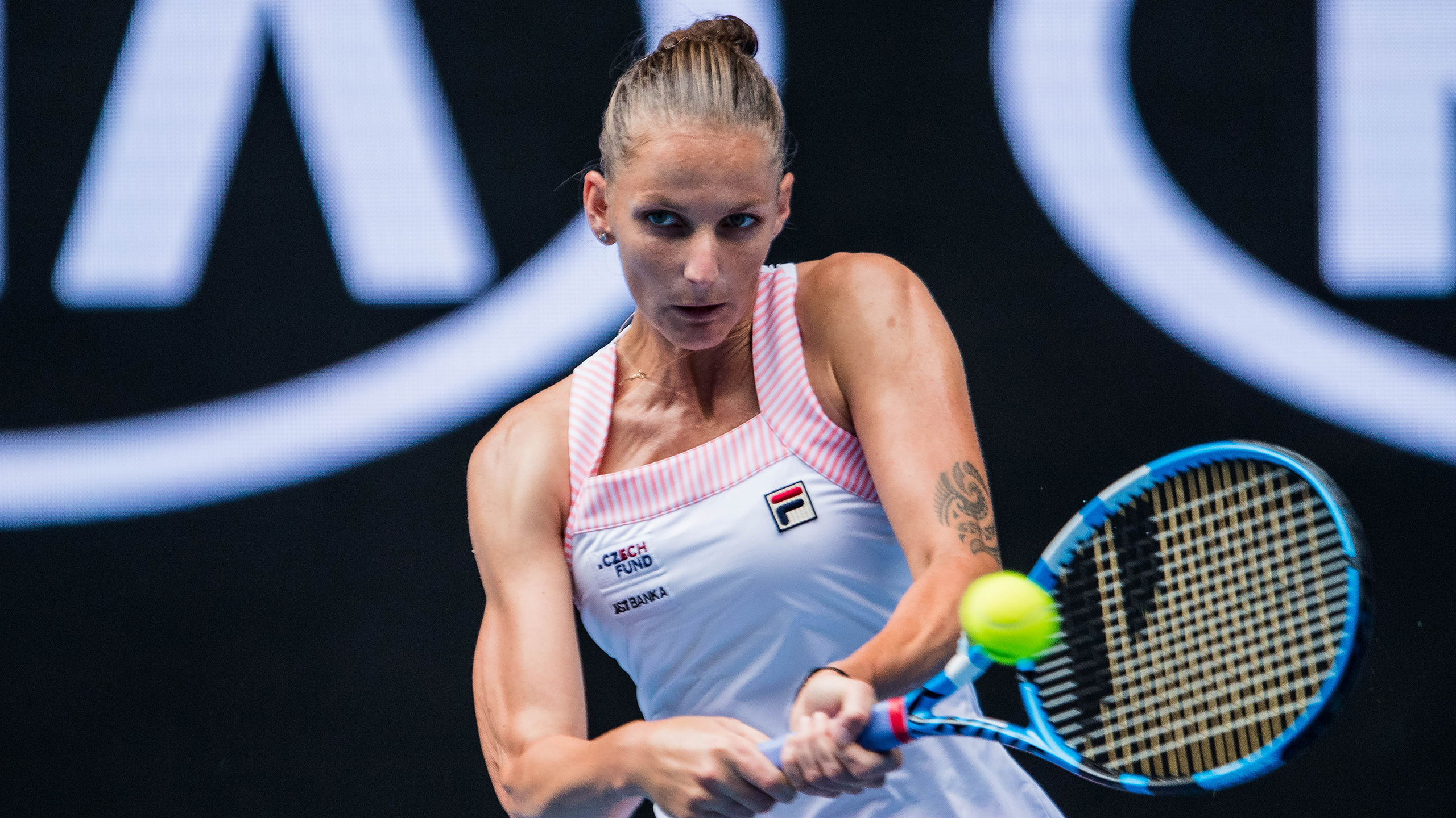 (7) Pliskova vs. (27) Giorgi (Women's Third Round)