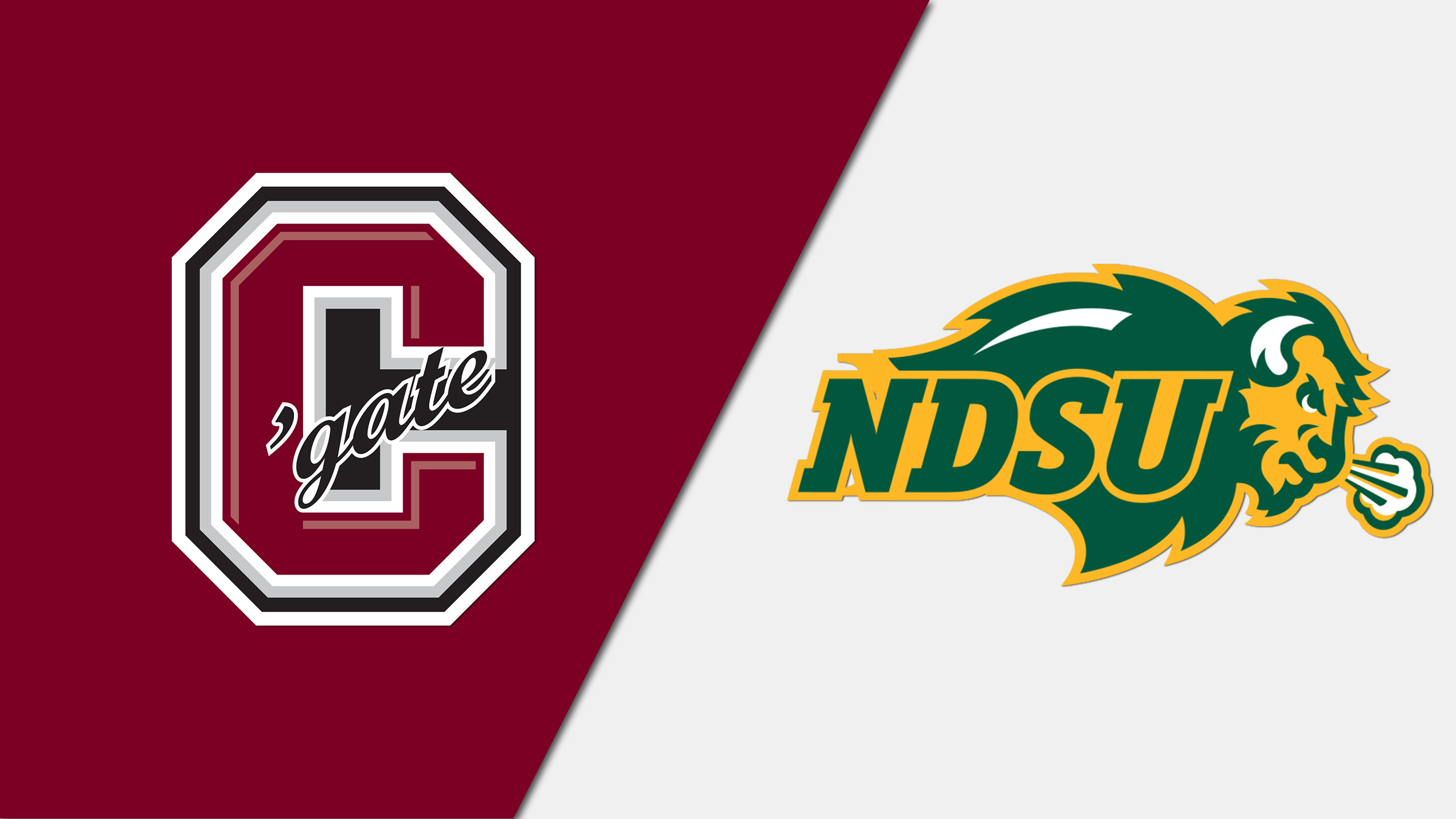 #8 Colgate vs. #1 North Dakota State (Quarterfinal) (FCS Football Championship) (re-air)