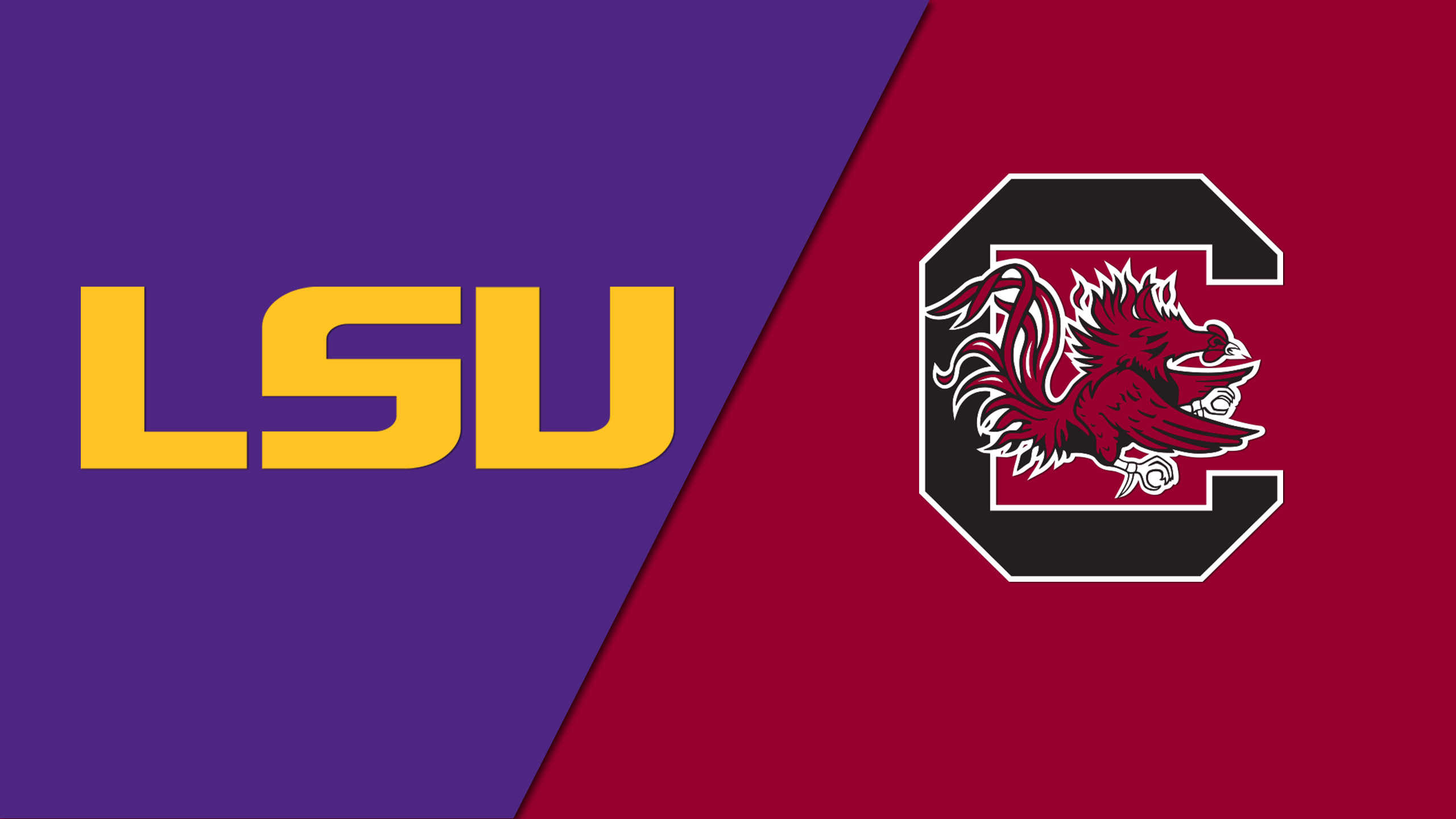 LSU vs. South Carolina (re-air)