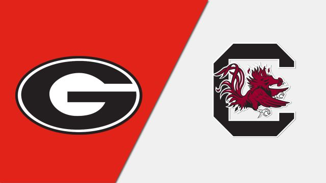 Georgia vs. South Carolina (Softball)