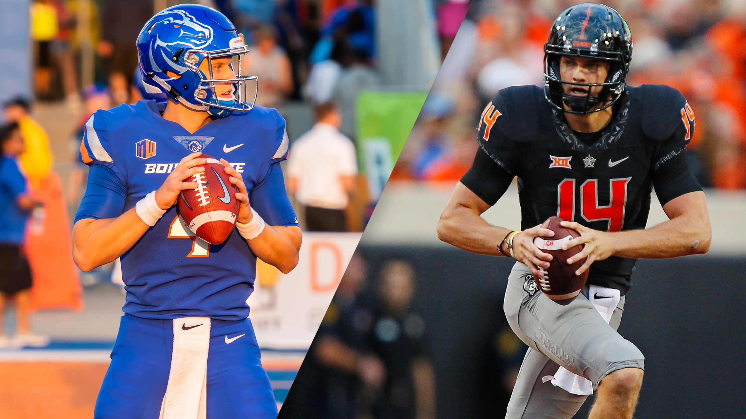 #17 Boise State vs. #24 Oklahoma State (Football) (re-air)