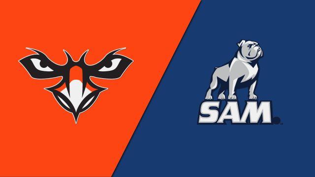 Auburn (Montgomery) vs. Samford (M Basketball)