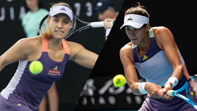(30) Pavlyuchenkova vs. Muguruza (Women's Quarterfinals)