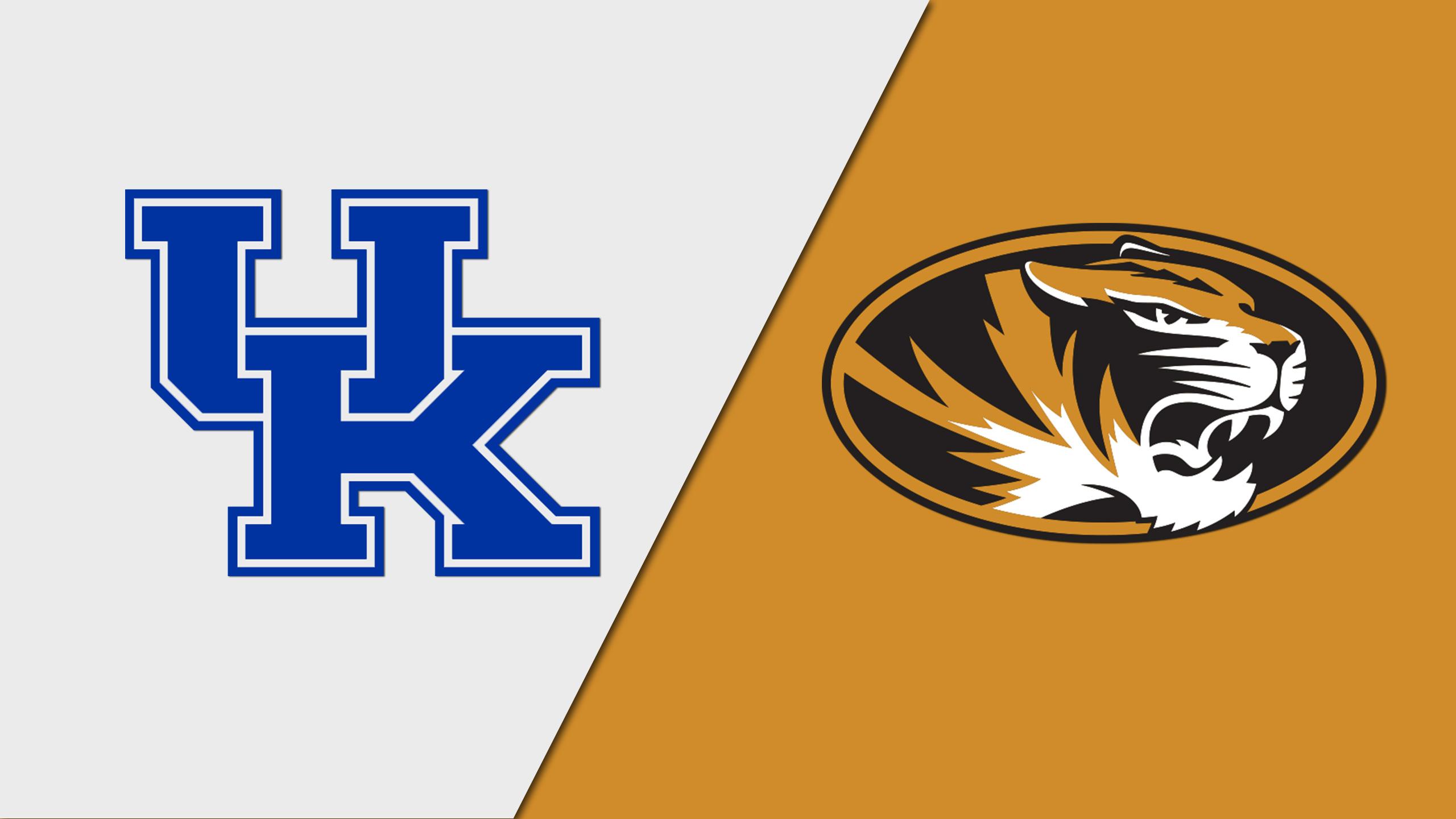 Kentucky vs. Missouri