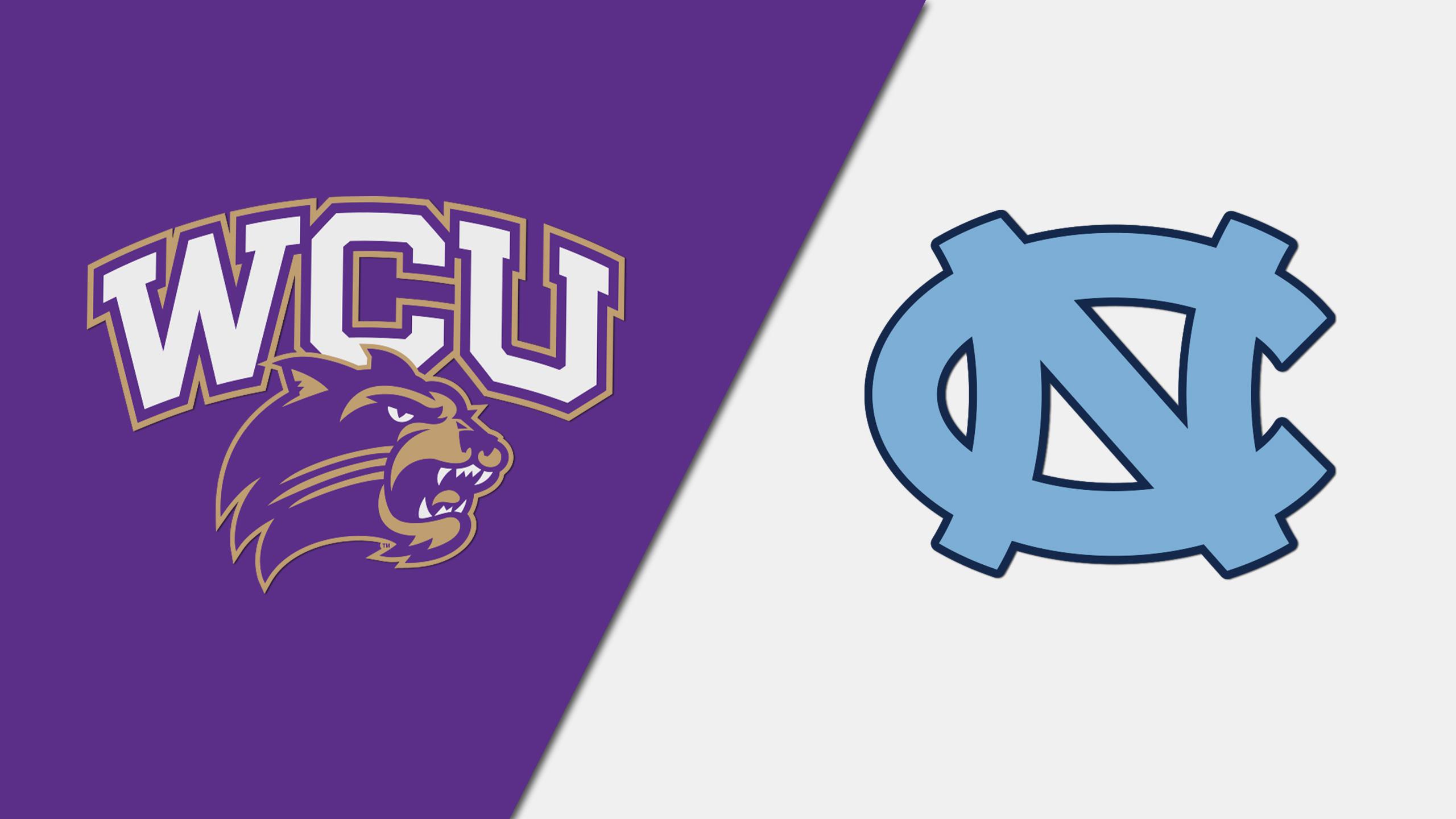 Western Carolina vs. North Carolina (Football)