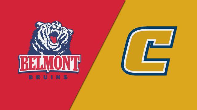 Belmont vs. Chattanooga (W Basketball)