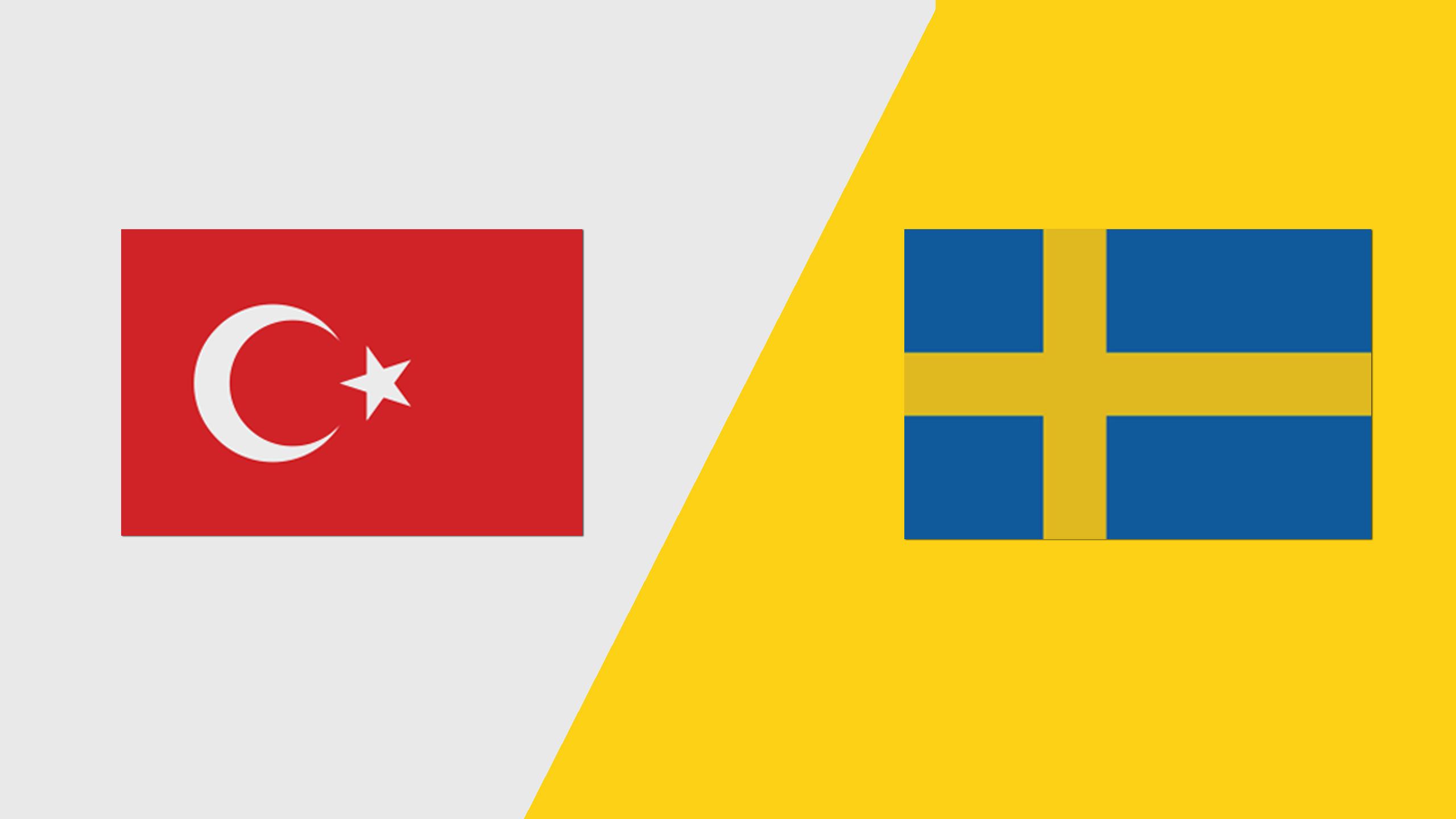 Turkey vs. Sweden (UEFA Nations League)