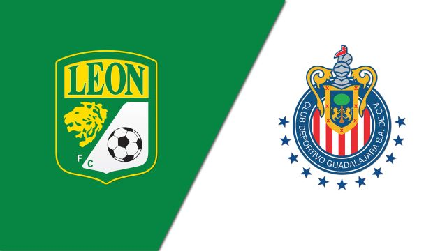 Sat, 8/17 - In Spanish-Club León vs. Chivas de Guadalajara (Jornada 5) (Liga MX)