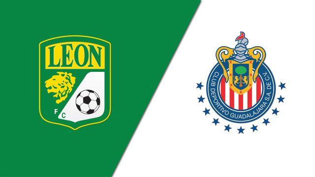 Club León vs. Chivas de Guadalajara (Jornada 5)